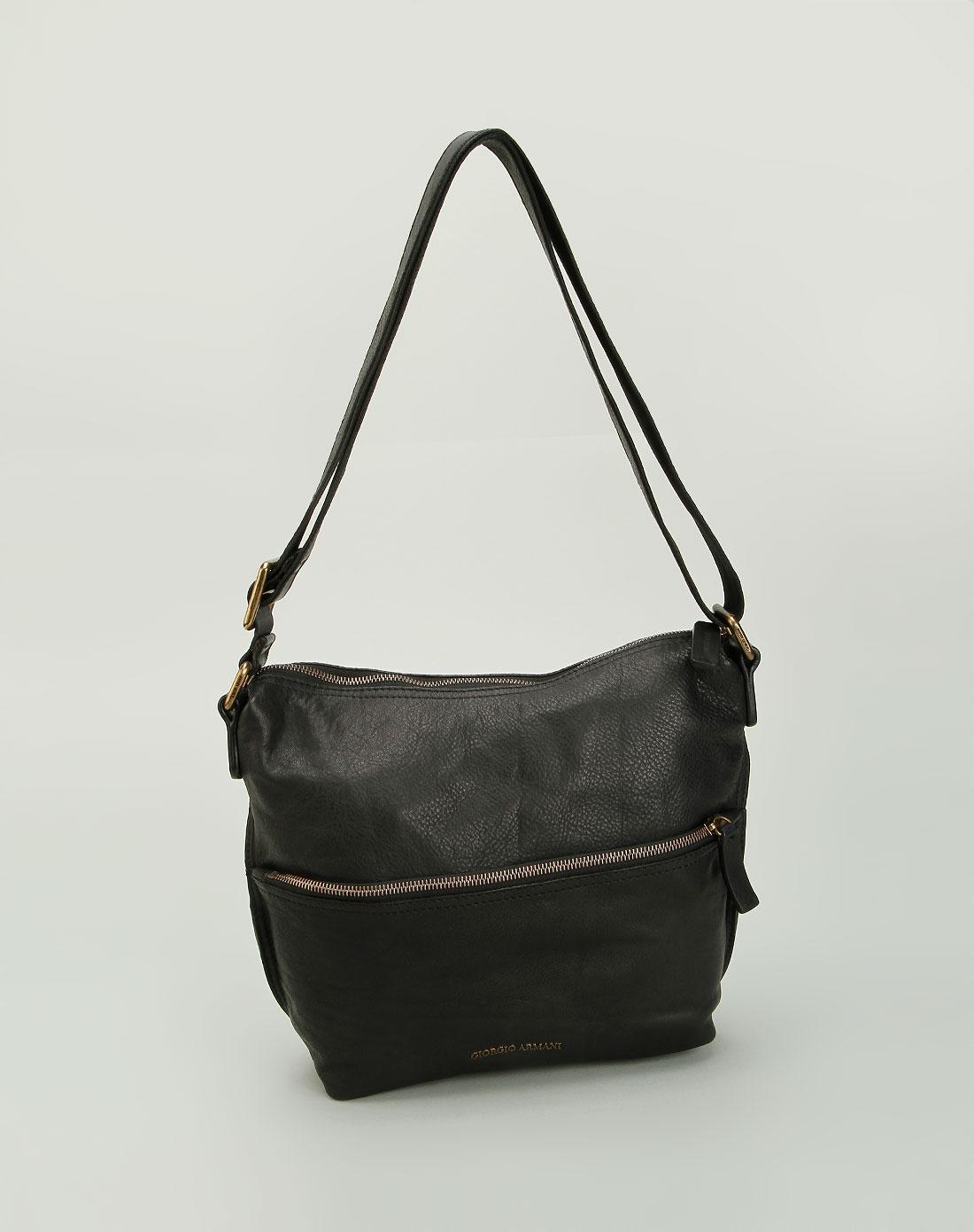 armaniga女款黑色休闲斜挎包ygma22ycf69aqyd01