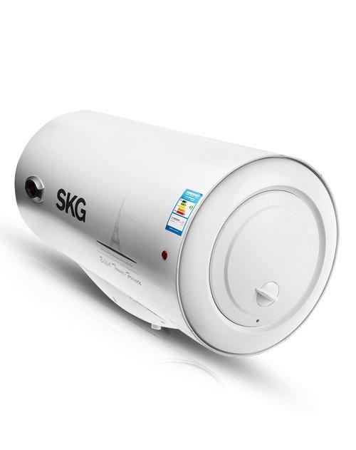 skg电器专利防电墙储水式电热水器 60升