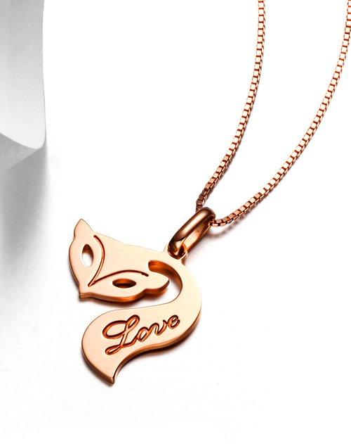 桃花珠宝首饰设计图