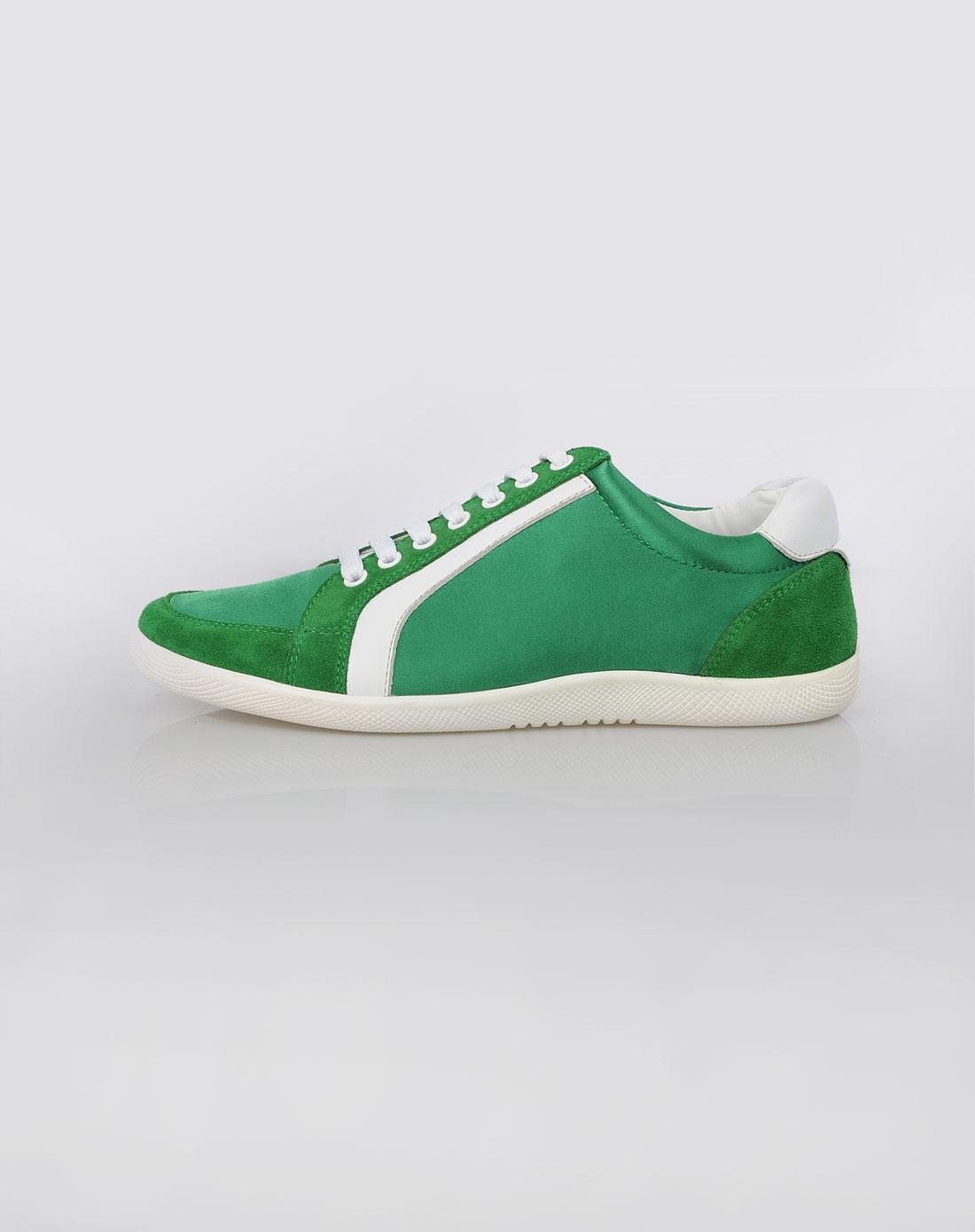 佐丹奴giordano男款绿色时尚休闲鞋