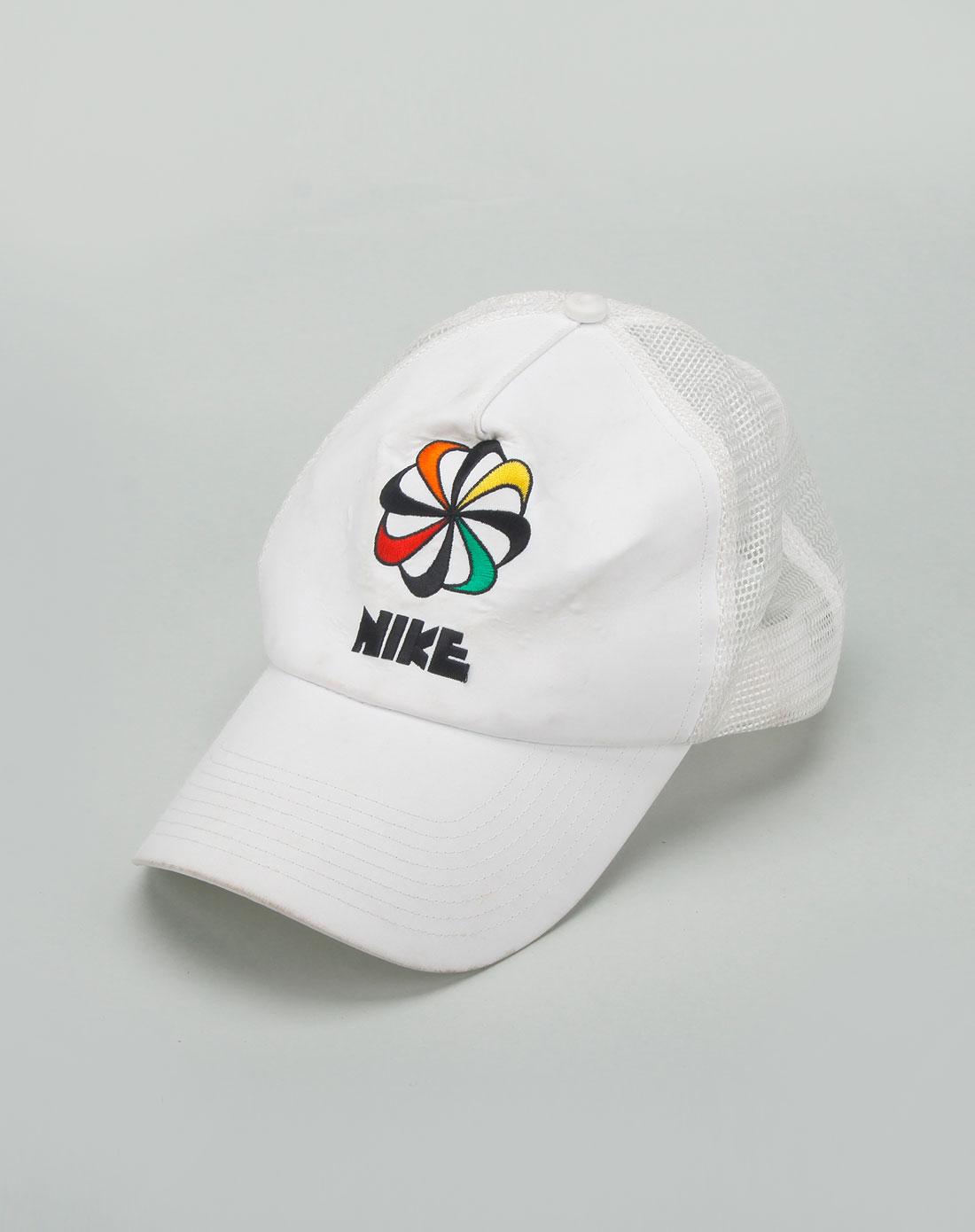 耐克nike-男装专场白色运动帽