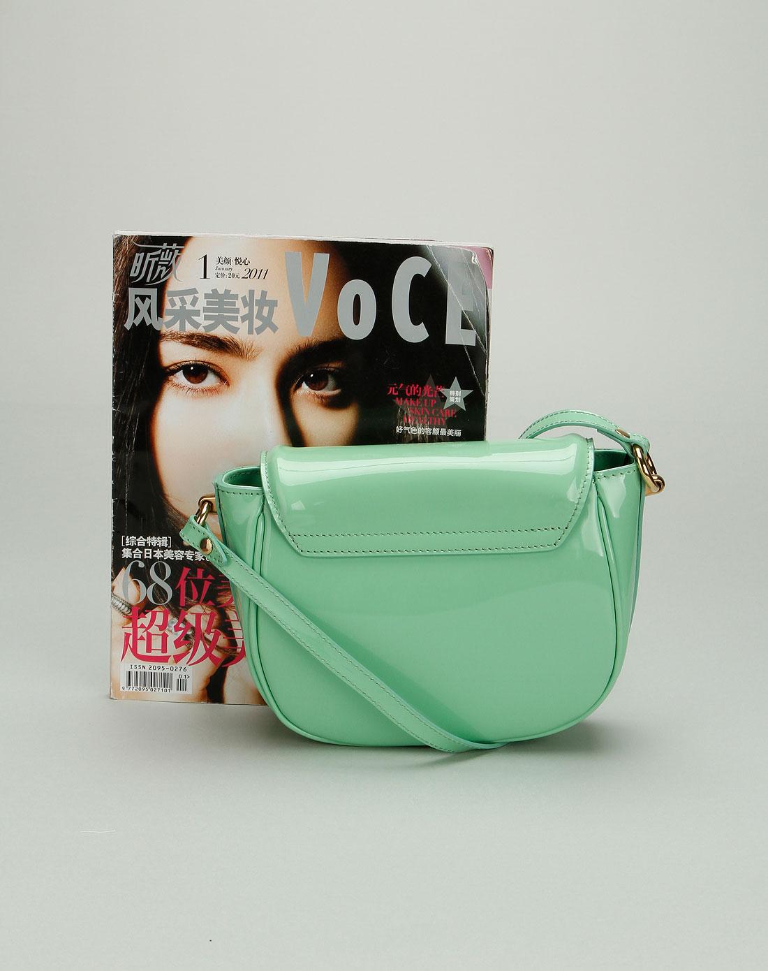 burberry女款绿色可爱时尚斜挎包37566761