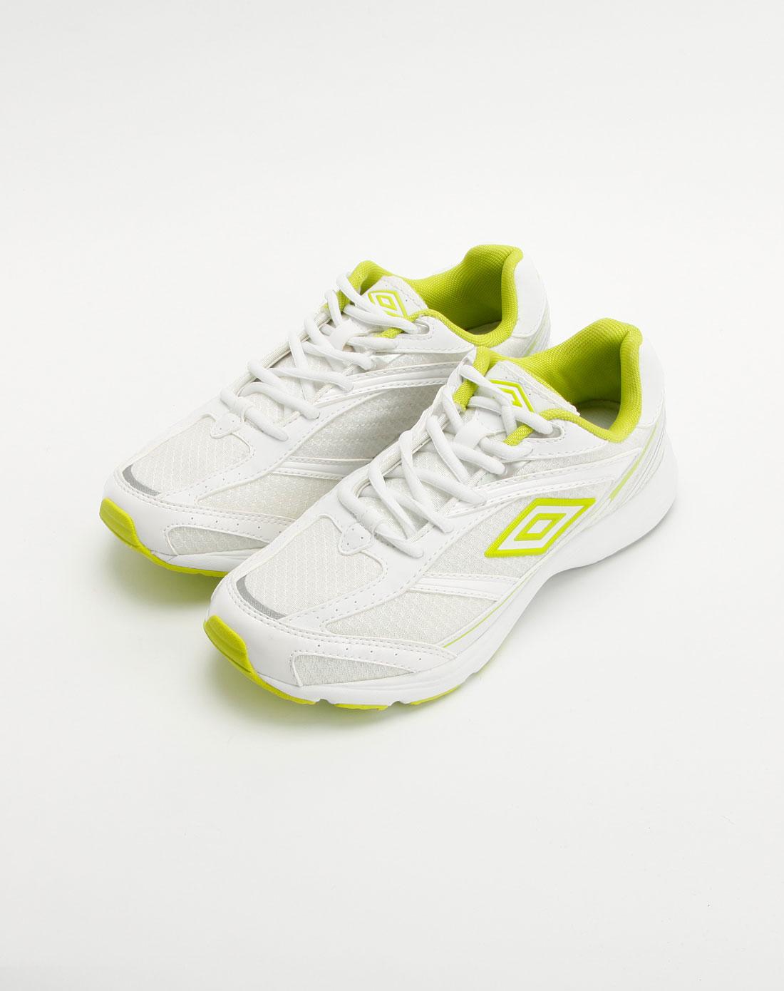 女款白色气质运动鞋