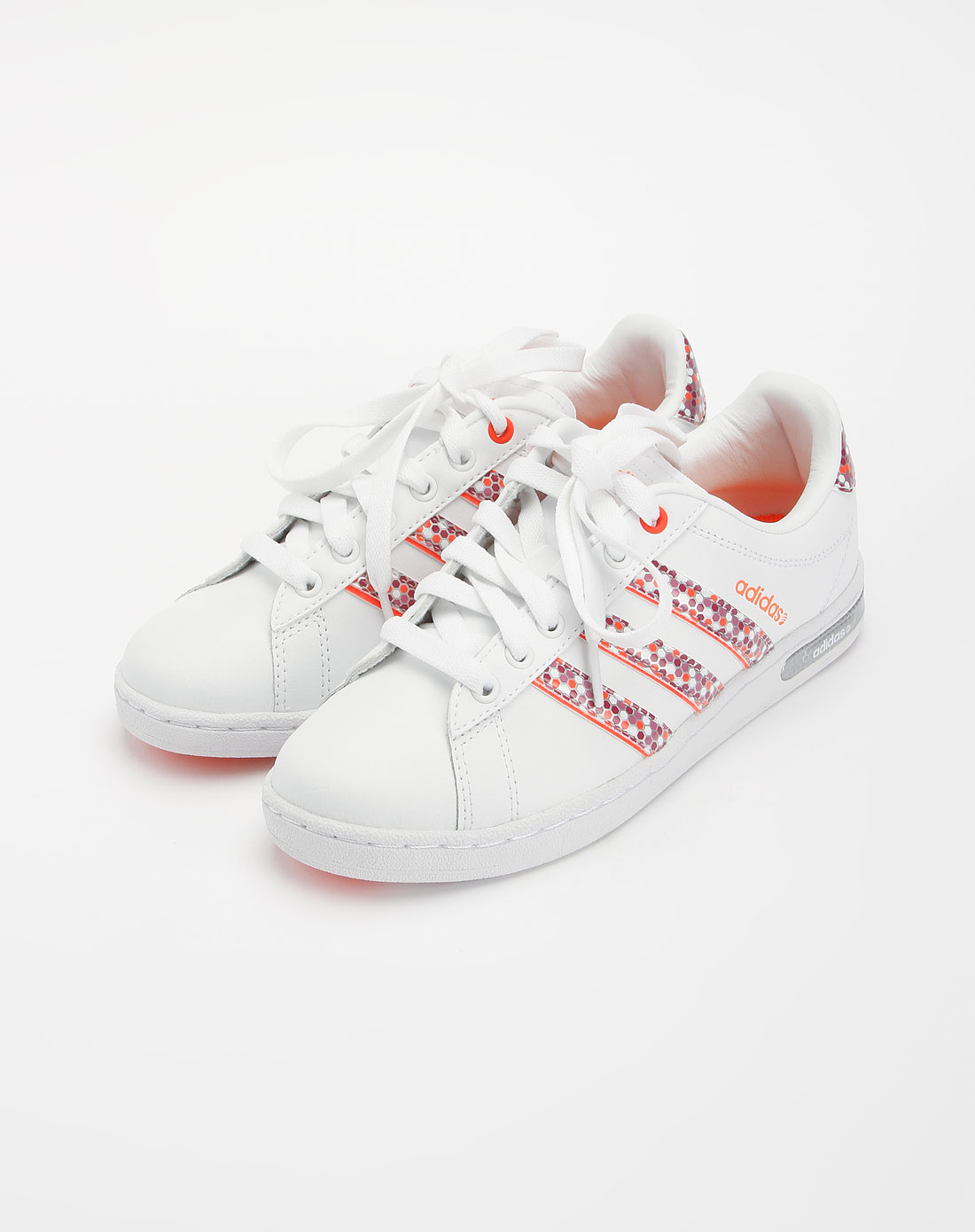 neo男女女款白色休闲鞋