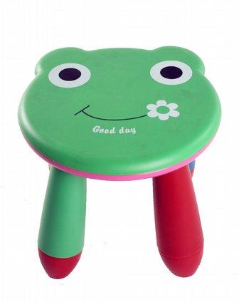 彩色动物造型青蛙王子儿童凳