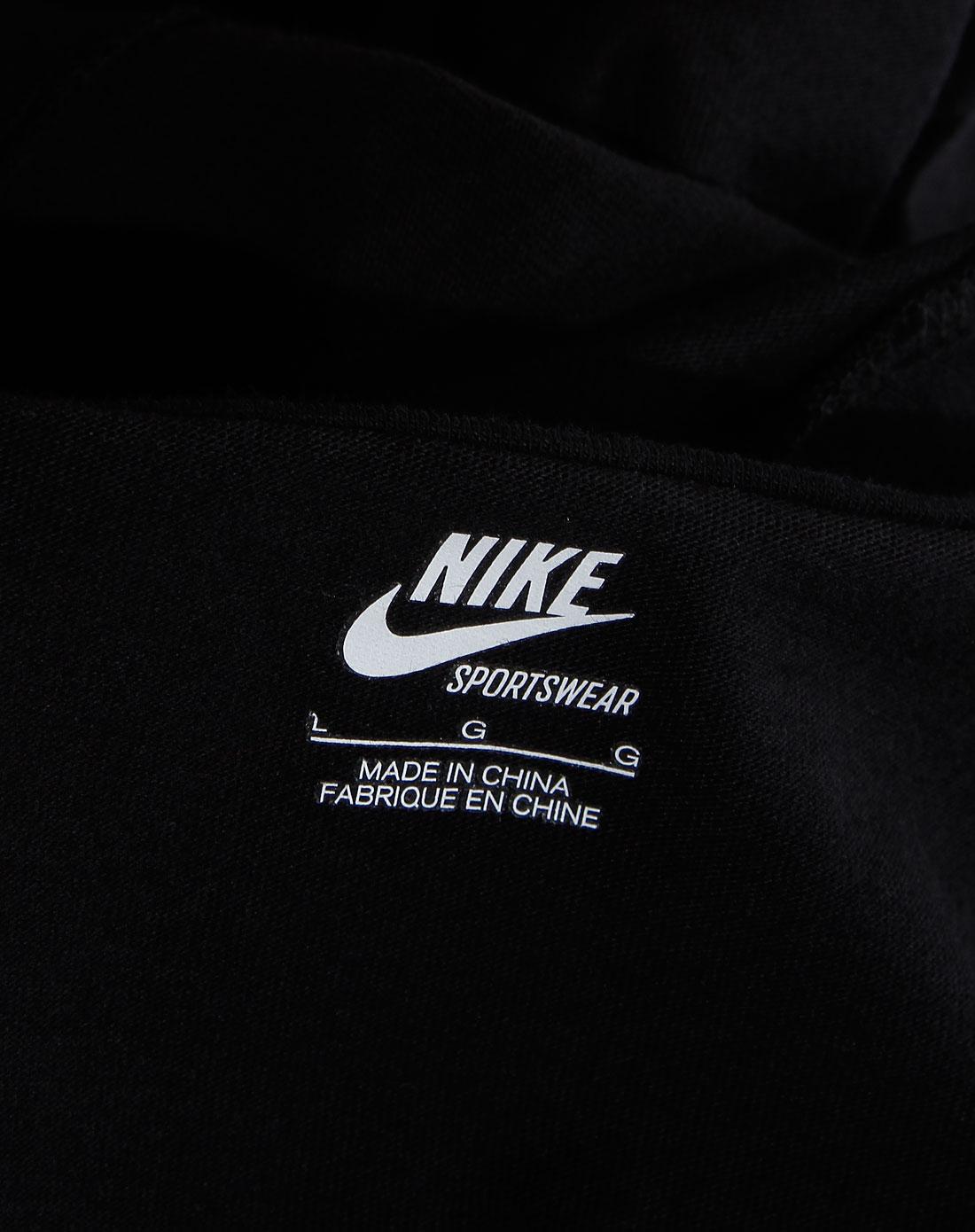 男款黑色巴西队徽短袖T恤 Nike耐克官网特价3.5折起图片