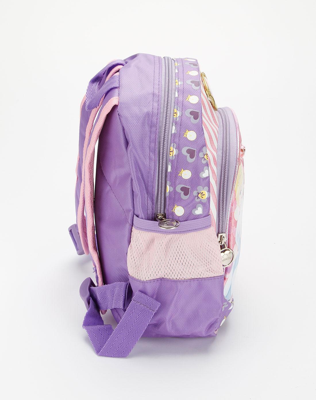 迪士尼disney儿童用品专场女童紫色公主卡通幼儿包sp