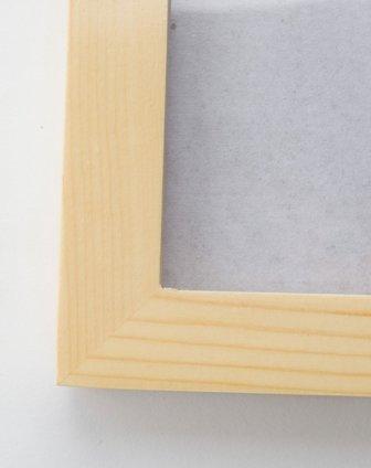 [ 生活编辑者 ] 原色加厚智利松木相框墙