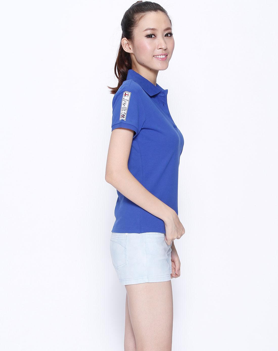 【最新】深蓝色短裤配什么上衣