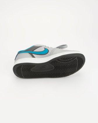 耐克nike女款灰色air系列绑带文化鞋386111-002
