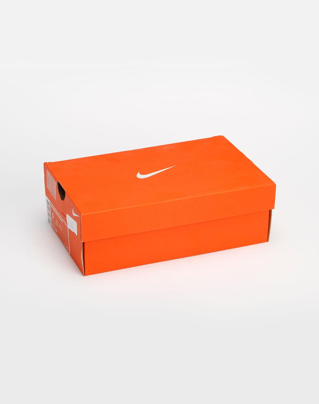 白/橙色绑带运动鞋_耐克nike-女装专场官网特价1折起
