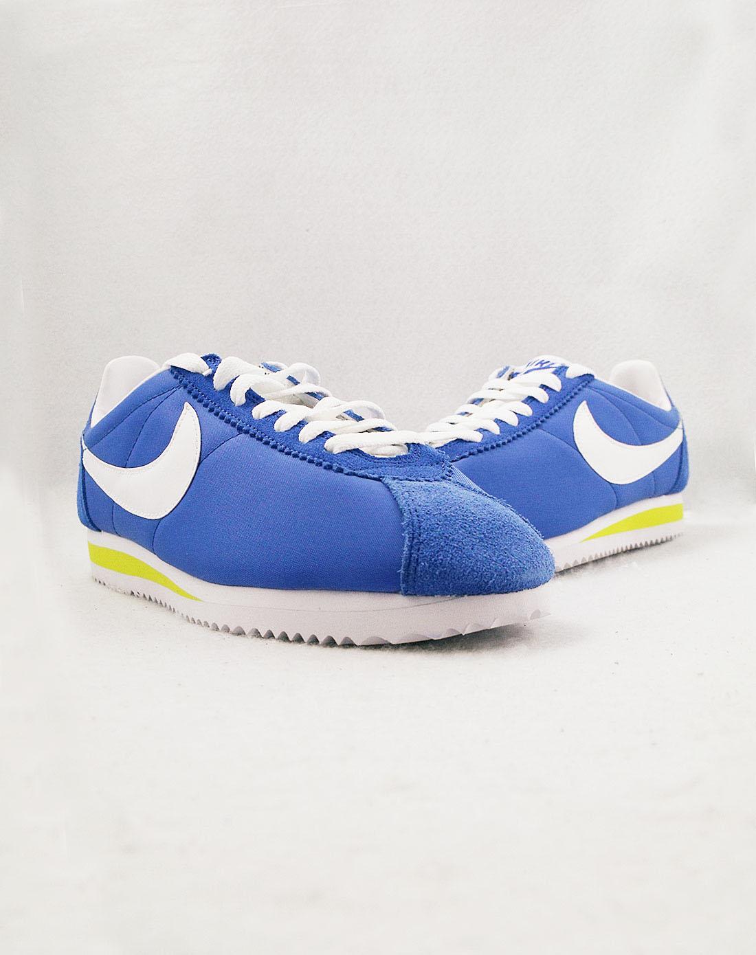 耐克nike男女款蓝色甜美休闲运动鞋457226-402