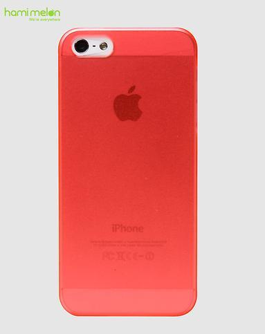 红色的iphone