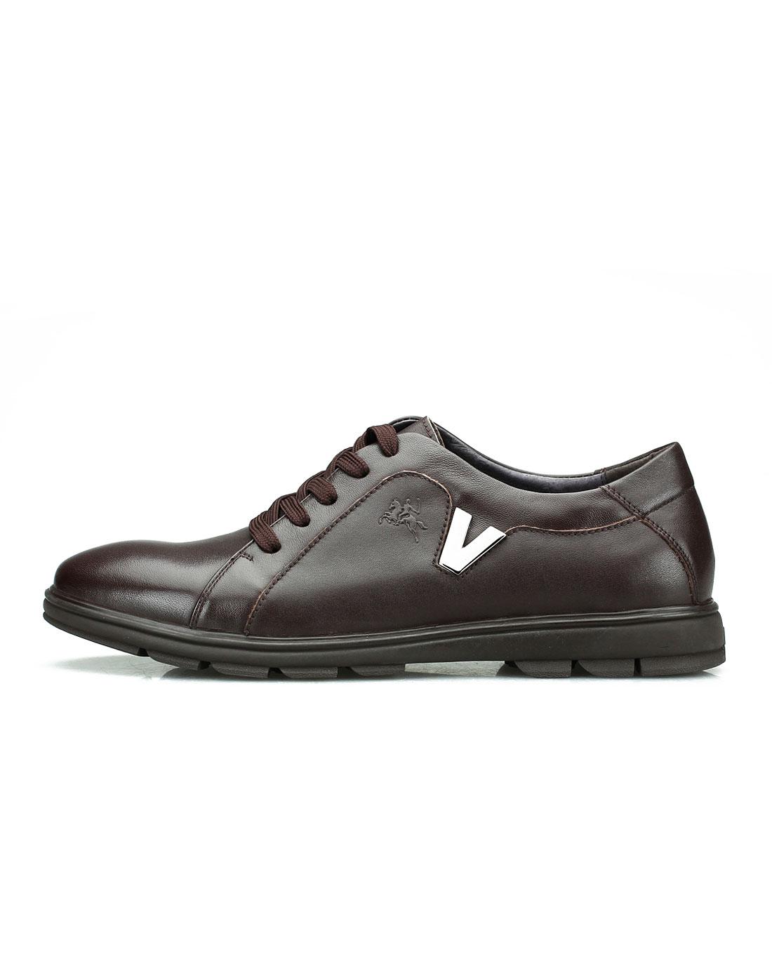 时尚商务休闲皮鞋69005