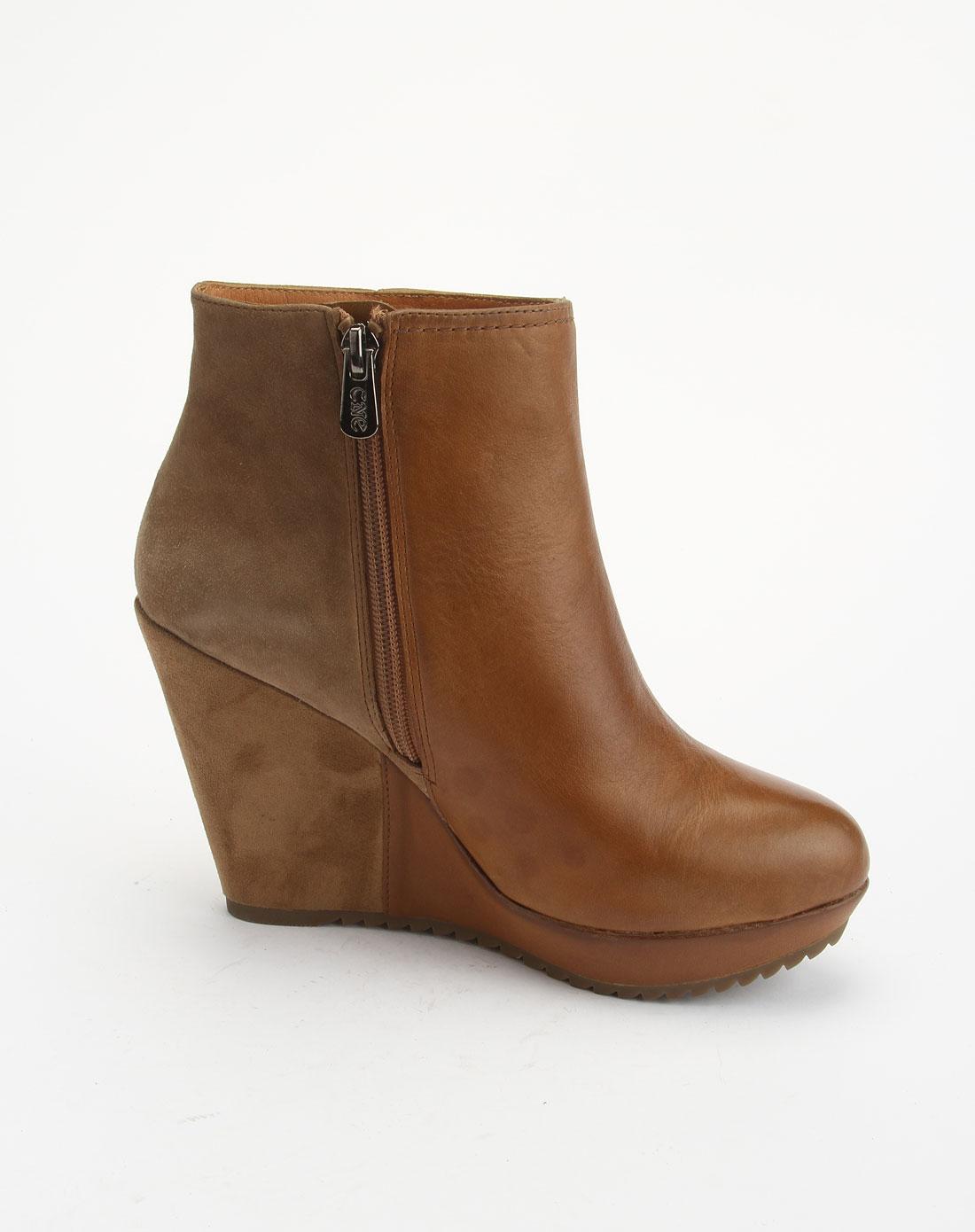 棕色牛津鞋搭配