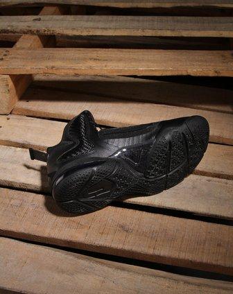 耐克nike男款黑色绑带时尚高帮篮球鞋469764-001