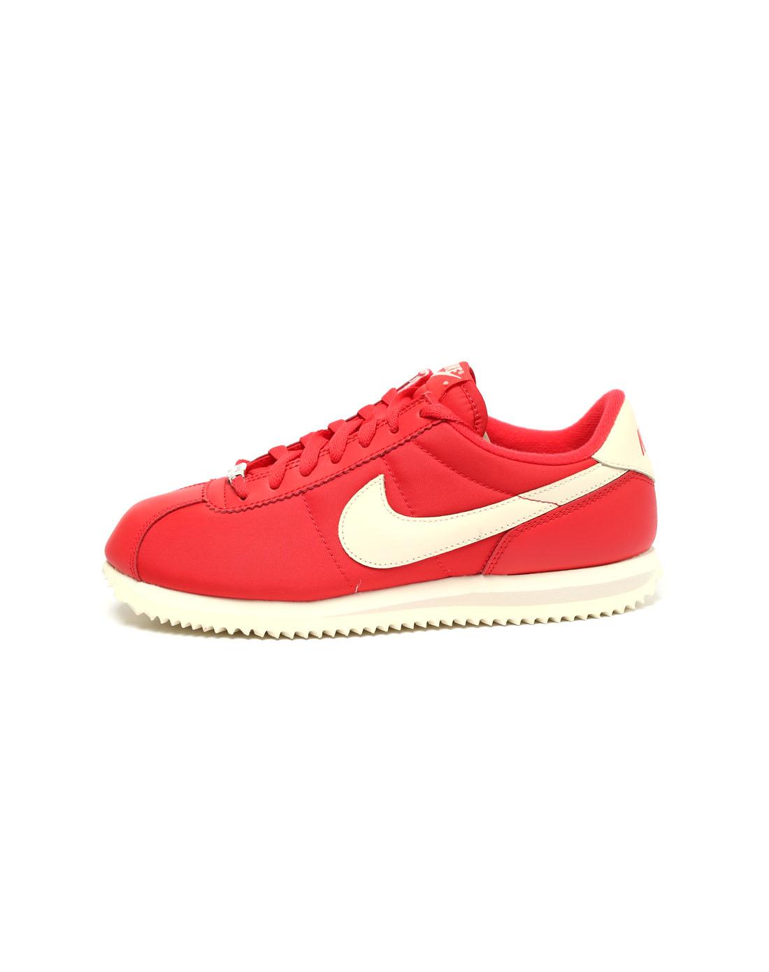 耐克nike男子红色复古鞋476716-600