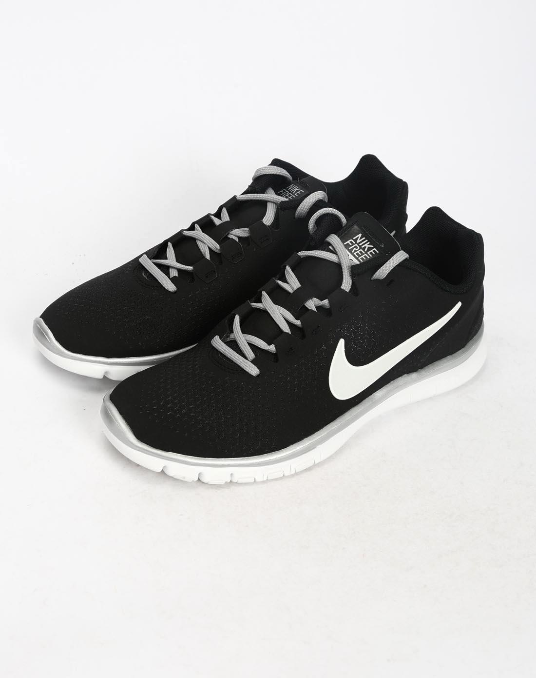 耐克nike女子黑色训练鞋512237-005