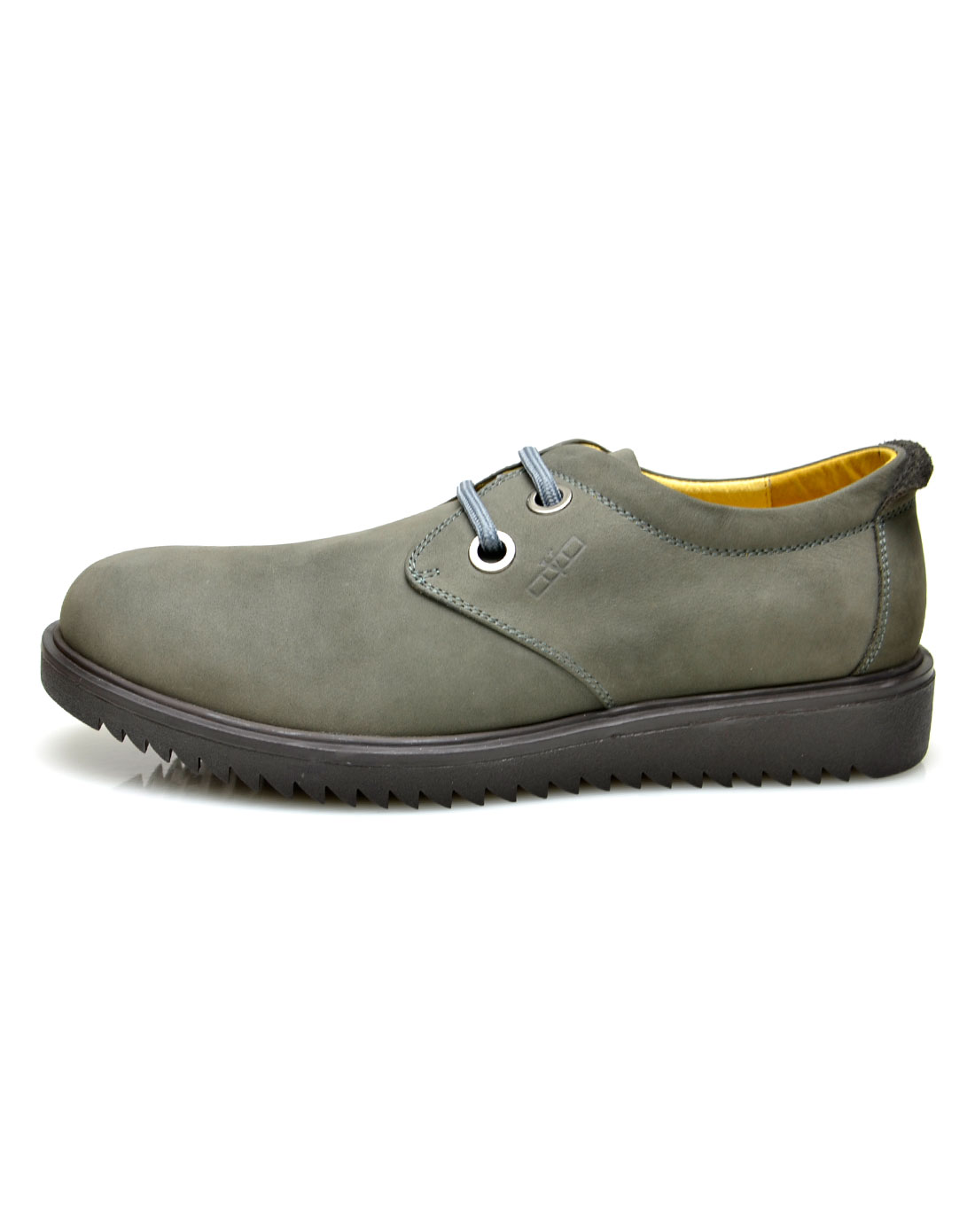 coupeau灰色系带休闲鞋2313224