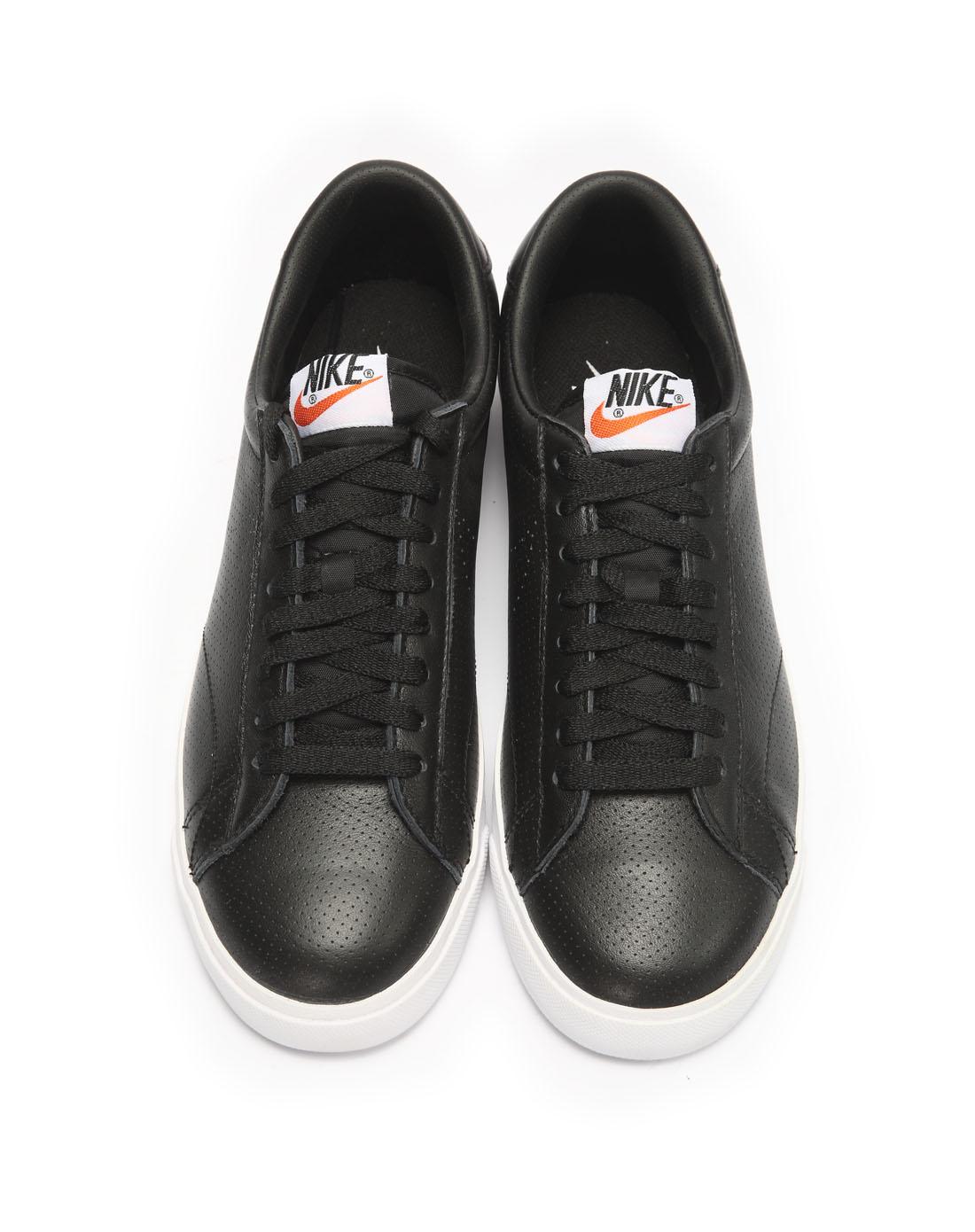 耐克nike男子黑色复古鞋429602-011