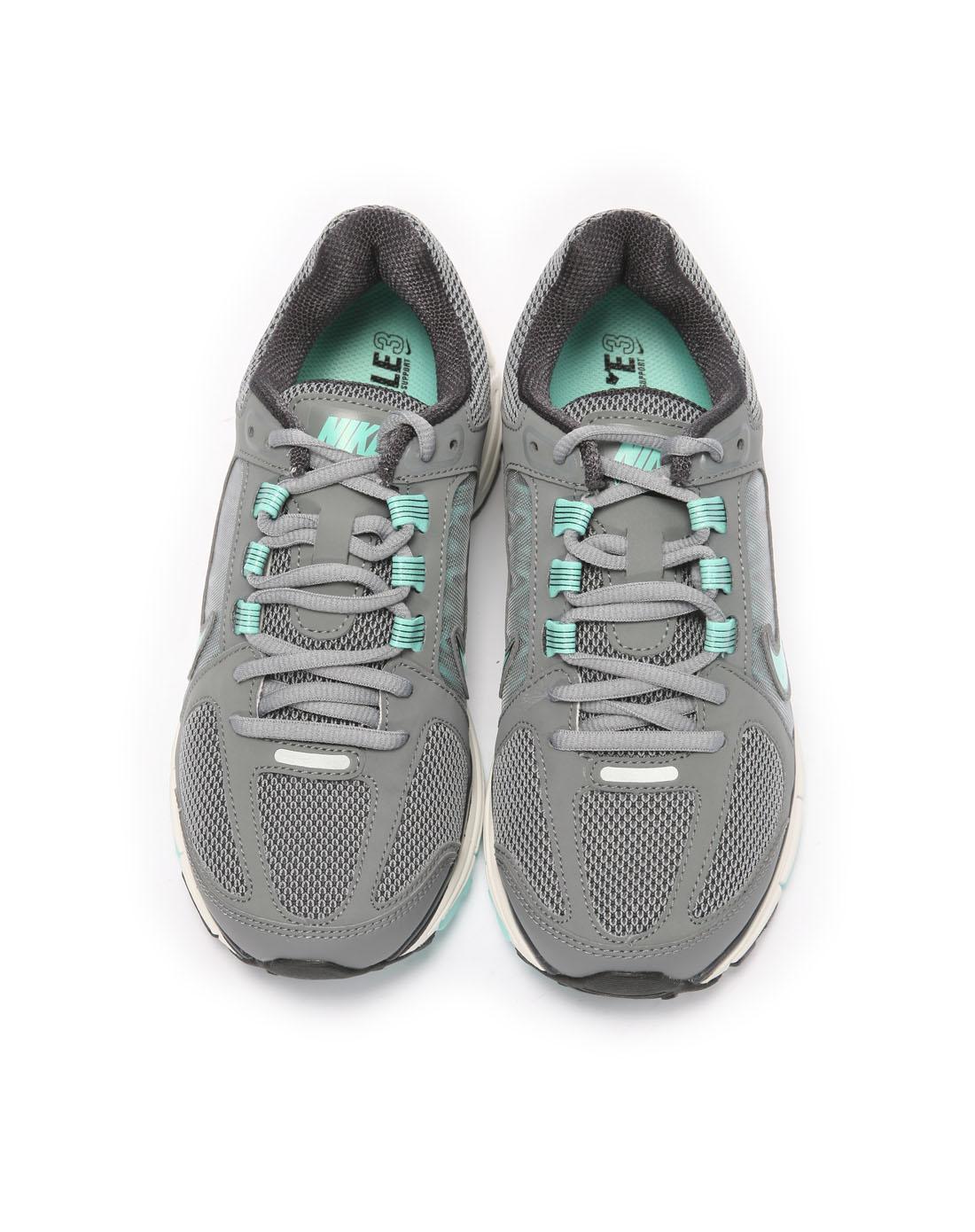 耐克nike女子灰色跑步鞋511559-030
