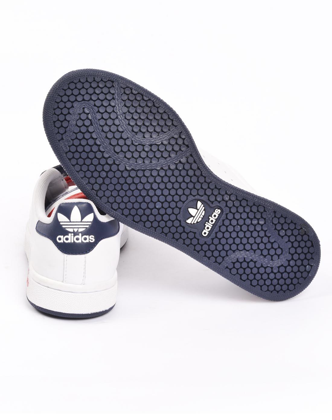 阿迪达斯adidas男女鞋男子白色复古鞋g50875