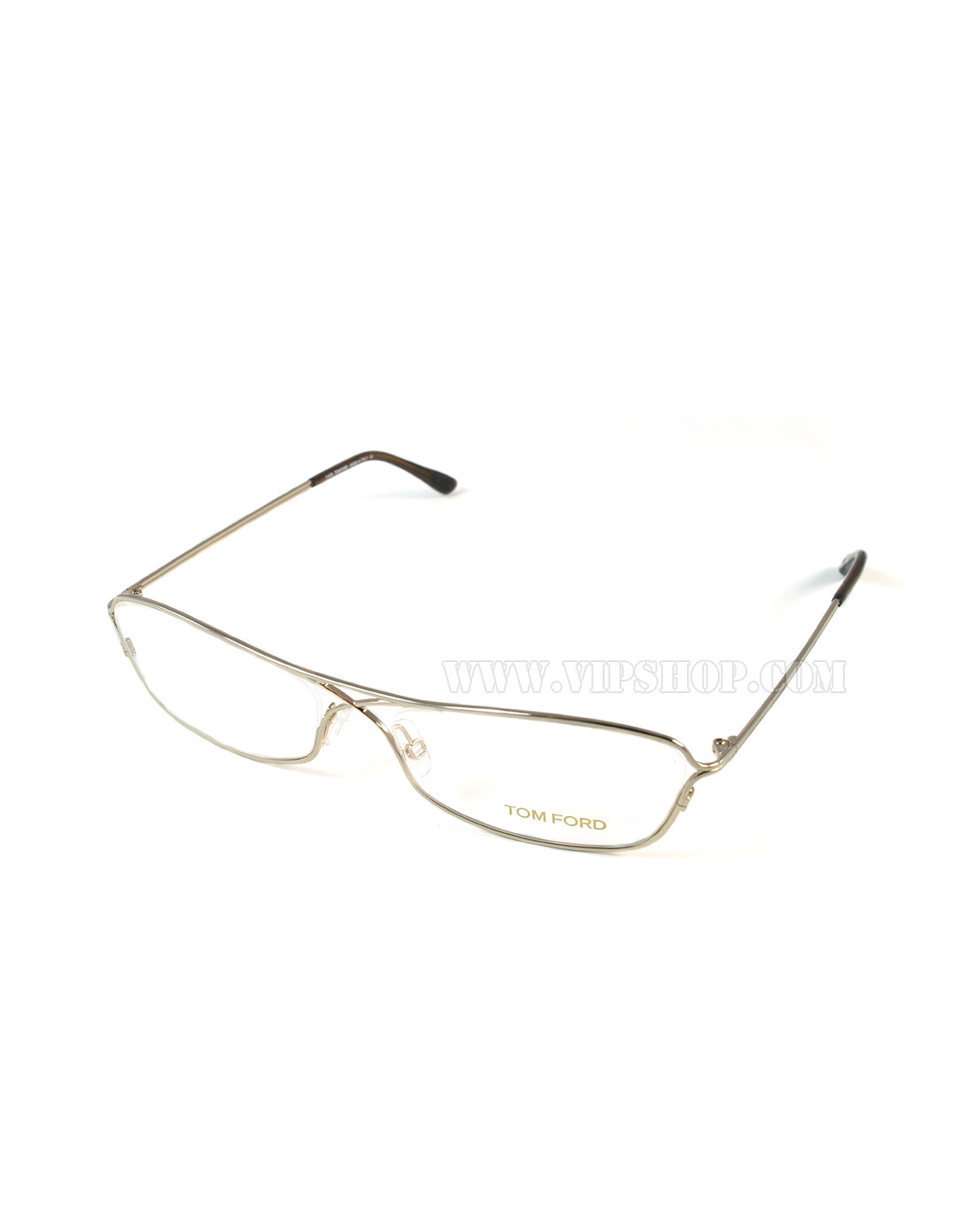 tom ford 女款轻盈金丝边框眼镜架